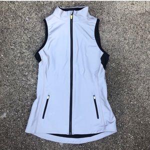 Sweaty Betty reflective running vest